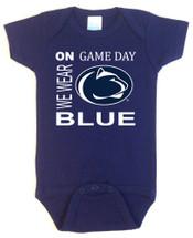 Penn State Nittany Lions On Gameday Baby Bodysuit