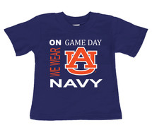 Auburn Tigers On Gameday Infant/Toddler T-Shirt