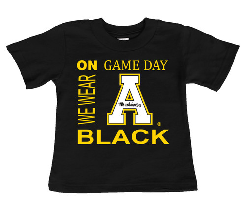 Appalachian State Mountaineers On Gameday Infant/Toddler T-Shirt
