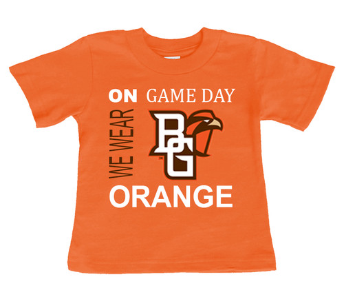 Bowling Green St. Falcons On Gameday Infant/Toddler T-Shirt