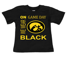 Iowa Hawkeyes On Gameday Infant/Toddler T-Shirt