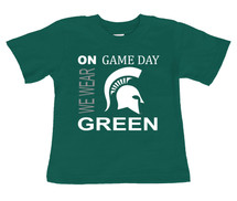 Michigan State Spartans On Gameday Infant/Toddler T-Shirt