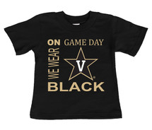 Vanderbilt Commodores On Gameday Infant/Toddler T-Shirt