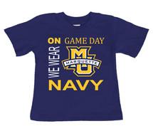 Marquette Golden Eagles On Gameday Infant/Toddler T-Shirt