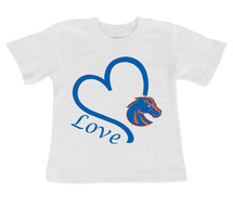 Boise State Broncos Love Infant/Toddler T-Shirt