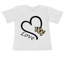 UCF Knights Love Infant/Toddler T-Shirt