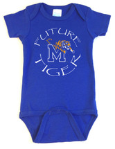 Memphis Tigers Future Baby Bodysuit