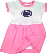 Penn State Nittany Lions Baby Onesie Dress - Pink