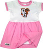 Bowling Green St. Falcons Baby Baby Onesie Dress - Pink