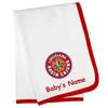 Louisiana Ragin Cajuns Personalized Baby Blanket