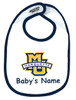 Marquette Golden Eagles Personalized 2 Ply Baby Bib