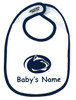 Penn State Nittany Lions Personalized 2 Ply Baby Bib