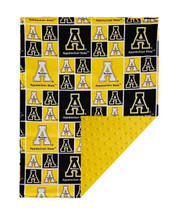 Appalachian State Mountaineers Baby/Toddler Minky Blanket