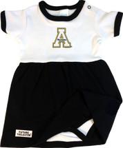 Appalachian State Mountaineers Baby Onesie Dress