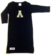 Appalachian State Mountaineers Baby Layette Gown