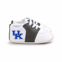 Kentucky Wildcats Pre-Walker Baby Shoes - Black Trim