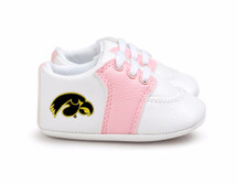 Iowa Hawkeyes Pre-Walker Baby Shoes