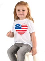American Heart OHT Baby/Toddler T-Shirt