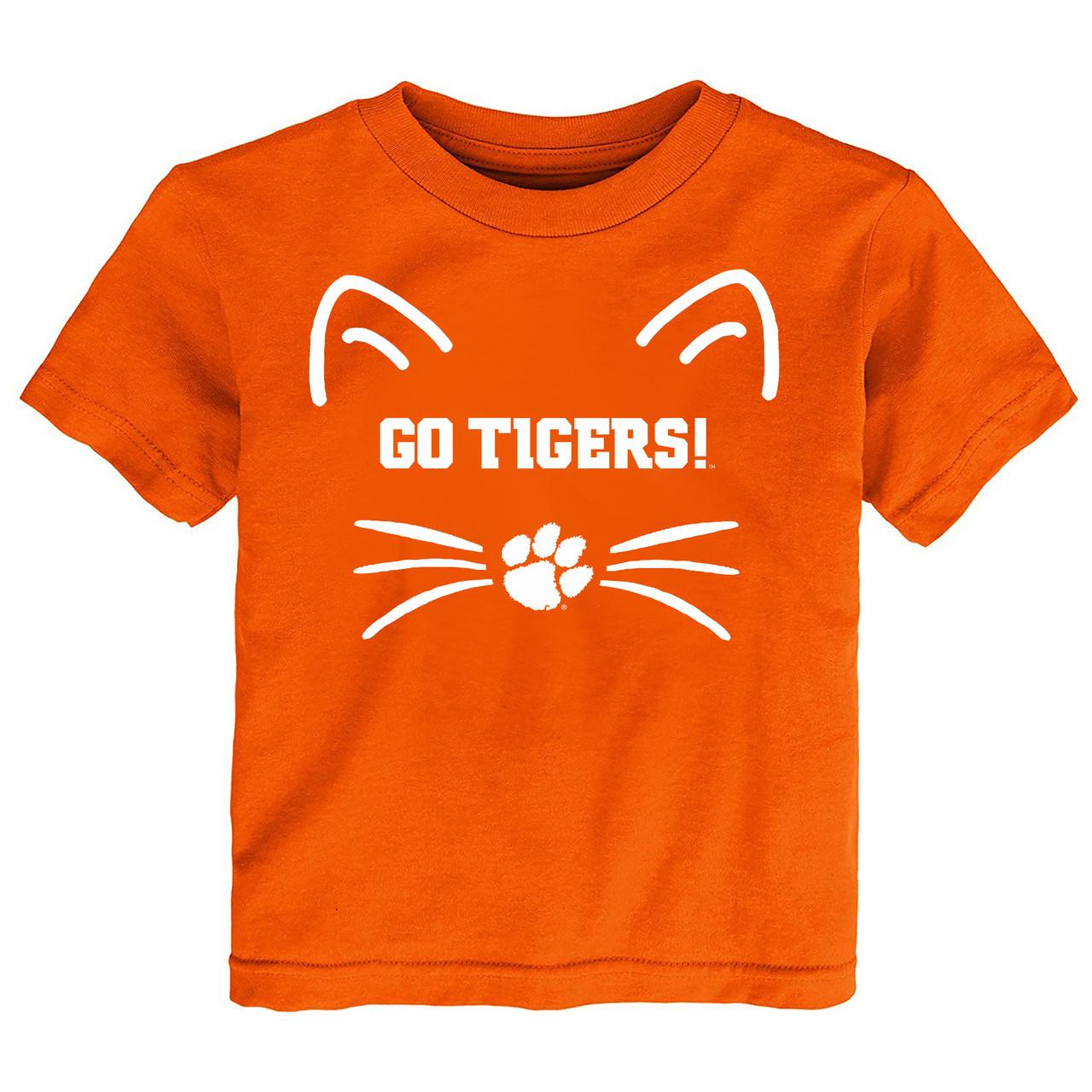 02e7ce7ee Clemson Tigers Football Baby Onesie