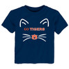 Auburn Tigers Go Tigers! Baby/Toddler T-Shirt
