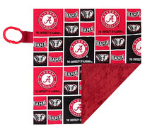 Alabama Crimson Tide Baby/Toddler Minky Lovey