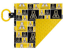 Appalachian State Mountaineers Baby/Toddler Minky Lovey