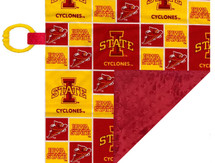 Iowa State Cyclones Baby/Toddler Minky Lovey