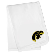 Iowa Hawkeyes Baby Receiving Blanket