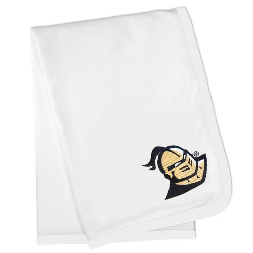 UCF Knights Baby Receiving Blanket