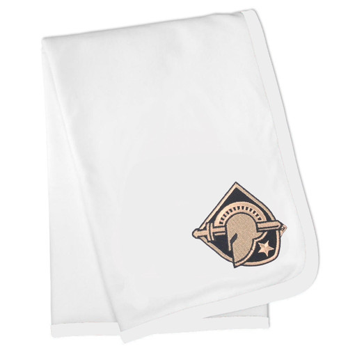 Army Black Knights Baby Receiving Blanket
