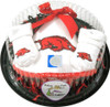 Arkansas Razorbacks Piece of Cake Baby Gift Set