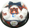 Auburn Tigers Piece of Cake Baby Gift Set