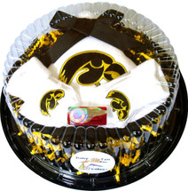 Iowa Hawkeyes Piece of Cake Baby Gift Set