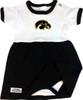 Iowa Hawkeyes Baby Onesie Dress