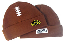 Iowa Hawkeyes Future Tailgater Baby Football Cap