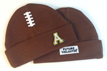 Appalachian State Mountaineers Baby Football Cap