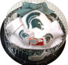 Michigan State Spartans Piece of Cake Baby Gift Set