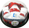 Mississippi Ole Miss Rebels Piece of Cake Baby Gift Set