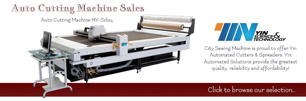 Automatic Cutting Machines