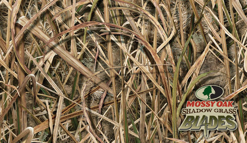 Mossy Oak Shadow Grass Blades Camo Fabric Legacy Products