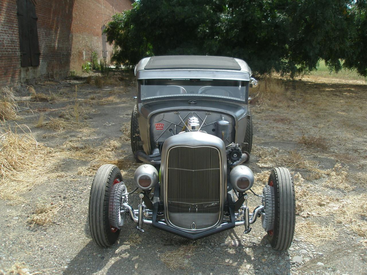 Rat Rod Ratrod Coupe Sliding Ragtop 40 Quot X40 Quot Legacy