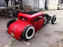 "Rat Rod (Ratrod) Coupe Sliding Ragtop 40""x40"""