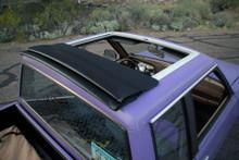 1980-1986 Nissan/Datsun 720 Ext. Cab Sliding Ragtop Folding Sunroof Kit (Open Top)