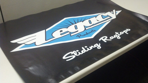 Legacy Products 2'x3' Banner