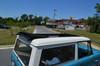1966-1977 Ford Bronco Sliding Ragtop Folding Sunroof Kit Open Back