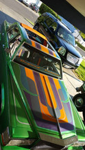 1978-1993 Cadillac Sedan Deville Sliding Ragtop