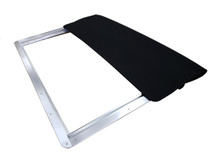 "44"" x 24"" Sliding Ragtop Folding Sunroof Kit"