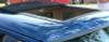 "35""  x  40"" Sliding Ragtop Folding Sunroof Kit (Open)"