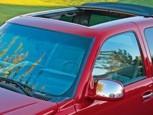 "40""  x  40"" Sliding Ragtop Folding Sunroof Kit"