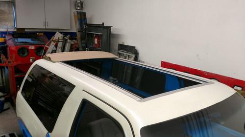 83-94 Chevy S10 Blazer Sliding Ragtop Sunroof